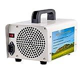 CLING Máquina de desinfección de ozono de 3500 MG/h purificador de Aire doméstico, eliminación de olores de formaldehído para Habitaciones Humo automóviles comerciales y Mascotas