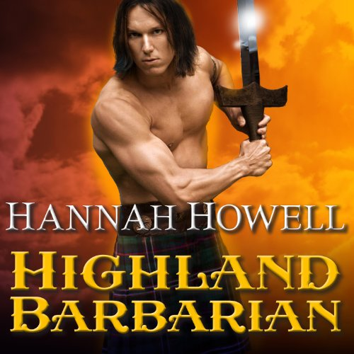 Couverture de Highland Barbarian