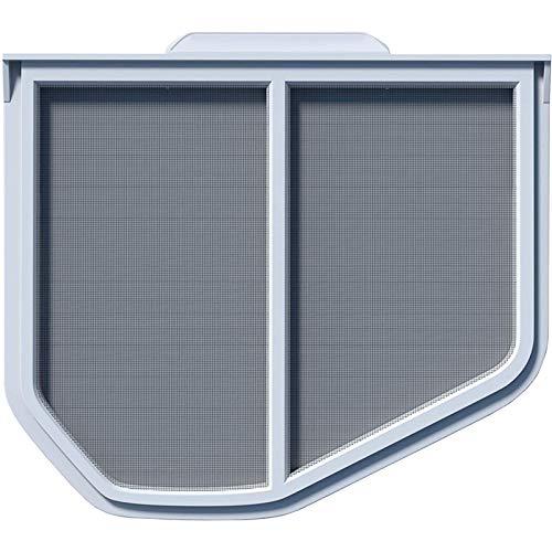 Nrpfell W10120998 Filtro de Pantalla de Pelusa de Secadora para, Kenmore y Roper, Sears Secadoras
