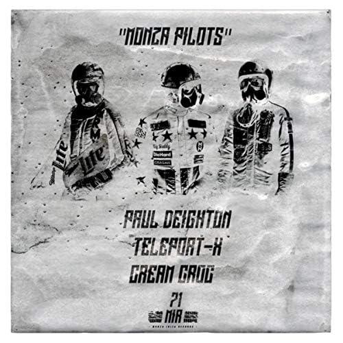 Paul Deighton, Teleport-X & Cream CroC