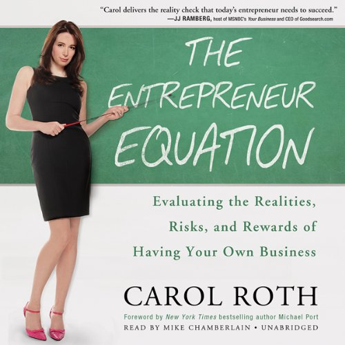 The Entrepreneur Equation cover art
