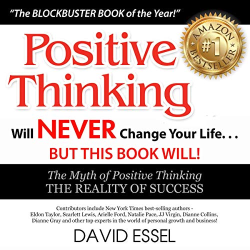 Positive Thinking Will Never Change Your Life But This Book Will audiobook cover art