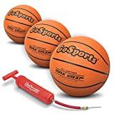 GoSports 7' Mini Basketball 3 Pack with Premium Pump - Perfect for Mini Hoops or Training