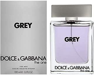 Dolce & Gabbana The One Grey For Me Eau De Toilette Spray, 3.3 Ounce