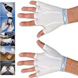 Archie McPhee Handerpants Underpants for Your Hands, White