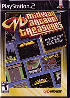 Midway Arcade Treasures - PlayStation 2