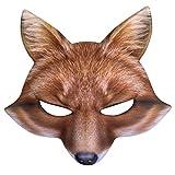 Boland Máscara de zorro para adulto