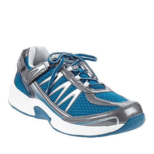 Orthofeet Proven Plantar Fasciitis and Foot Pain Relief. Arthritis Diabetic Shoes. Extended Widths. Best Orthopedic Men's Sneakers Sprint
