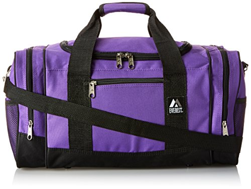 Everest Crossover Duffel Bag, Dark Purple, One Size