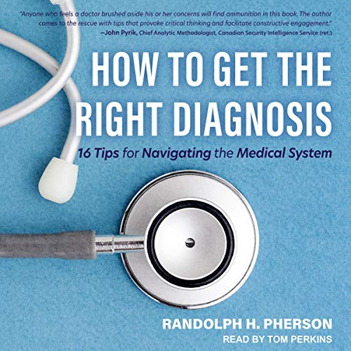 How to Get the Right Diagnosis audiobook cover art