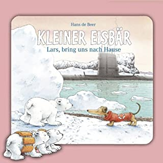 Lars, bring uns nach Hause     Kleiner Eisbär              Autor:                                                                                                                                 Hans de Beer,                                                                                        Marcell Gödde                               Sprecher:                                                                                                                                 Natascha Cham,                                                                                        Hella von Sinnen,                                                                                        Ingolf Lück                      Spieldauer: 39 Min.     6 Bewertungen     Gesamt 4,7