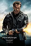 Poster Terminator Genisys Movie 70 X 45 cm