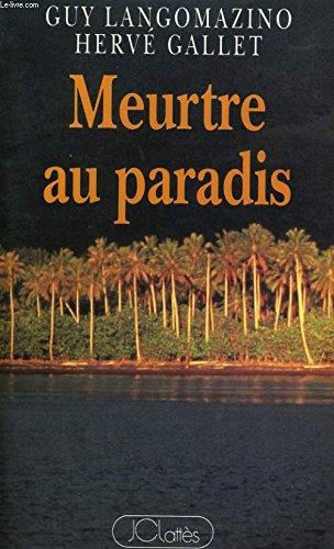 Meurtre au Paradis
