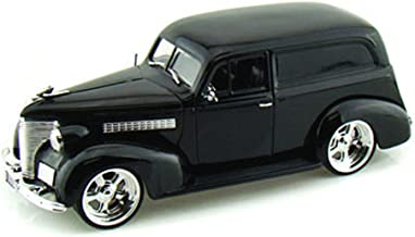 Jada 1939 Chevy Sedan Delivery, Black Toys Bigtime Kustoms 96366 - 1/24 Scale Diecast Model Toy Car, but NO Box