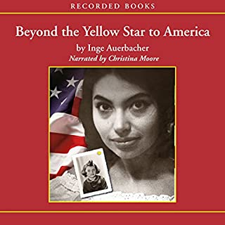 Beyond the Yellow Star to America audiobook cover art
