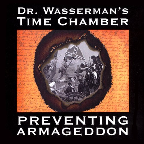 Dr. Wasserman's Time Chamber audiobook cover art