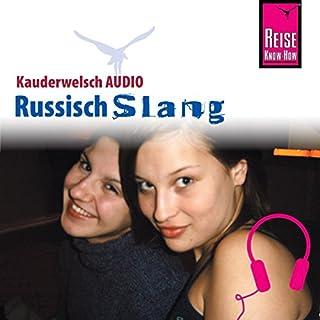 Russisch Slang (Reise Know-How Kauderwelsch AUDIO) Titelbild