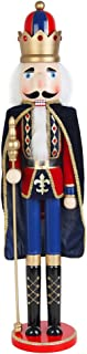 Jeco 36 Inch Nutcracker King with Cape