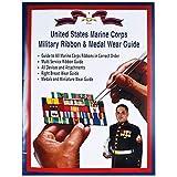 USMC Military Ribbon & Medal Wear Guide Softback Book
