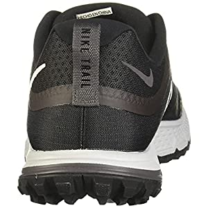 Nike Men's Trail Running Shoes, Multicolour Black Barely Grey Thunder Grey Wolf Grey 001, US 8.5