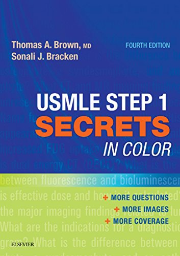 USMLE Step 1 Secrets in Color E-Book
