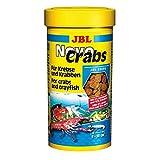 JBL NovoCrabs – 250 ml – Novo Crabs piensos para cangrejo pastillas de pienso