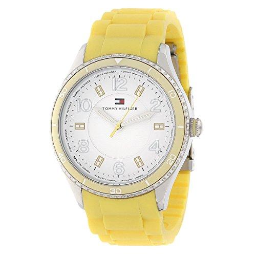 Tommy Hilfiger 1781062 - Reloj, Correa de Caucho