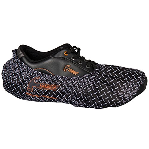 Bowling Shoe Cover Diamond Plate by Hammer