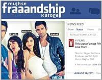 Mujhse Fraaandship Karoge (2011) (Hindi Movie / Bollywood Film / Indian Cinema DVD)