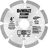 DEWALT DW4781 4-Inch HP Segmented Diamond Blade