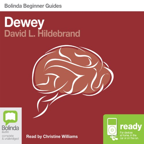 Dewey: Bolinda Beginner Guides audiobook cover art