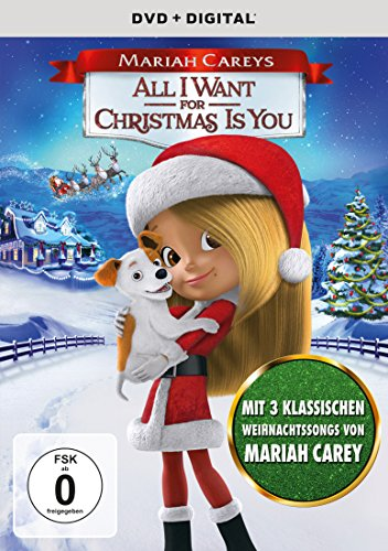 Mariah Carey\'s All I Want for Christmas Is You