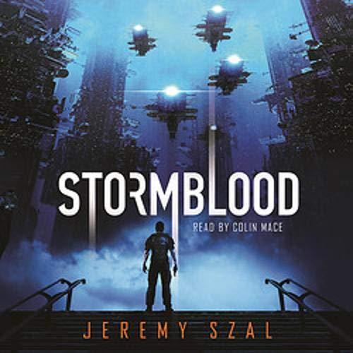 Stormblood Audiobook By Jeremy Szal cover art