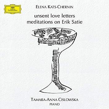 Kats-Chernin: Unsent Love Letters, Meditations On Erik Satie