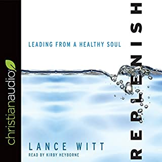 Replenish cover art