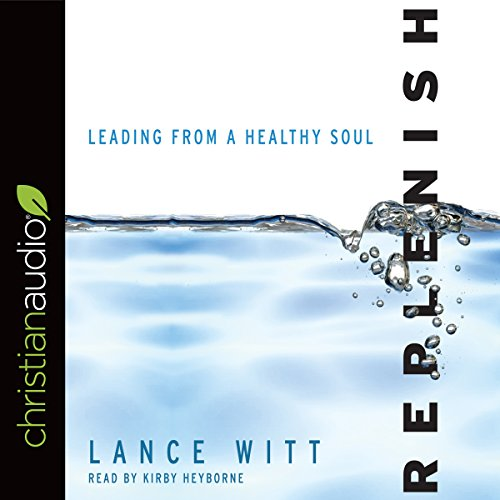 Replenish audiobook cover art