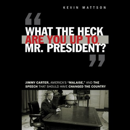 What the Heck Are You Up to, Mr. President? cover art
