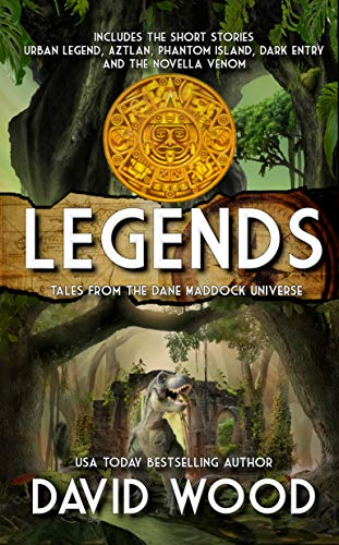 Legends Tales From The Dane Maddock Universe Kindle Edition By Wood David Literature Fiction Kindle Ebooks Amazon Com