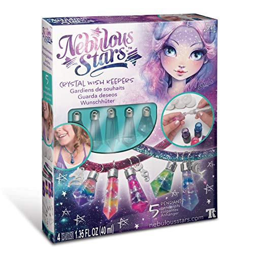 Nebulous Stars Crystal Wish Keepers Kit