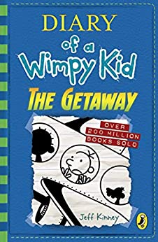 Diary of a Wimpy Kid: The Getaway (Book 12) by [Jeff Kinney]