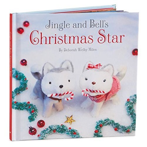 JIngle and Bell's Christmas Star Hallmark Small Story Book