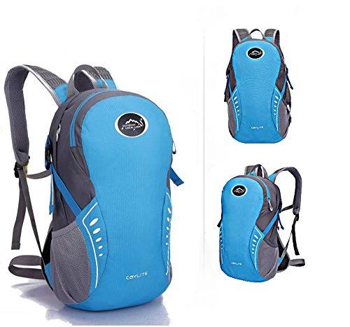 Extérieur élégant portable sac à dos sac à dos sac à dos de vélo , blue