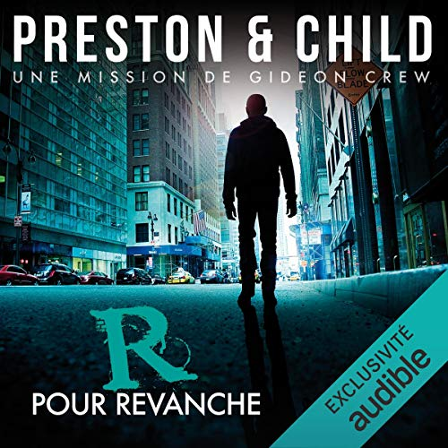 R pour Revanche audiobook cover art