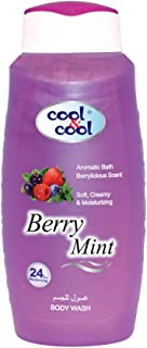 Cool & Cool Body Wash Berry Mint, 100 ml