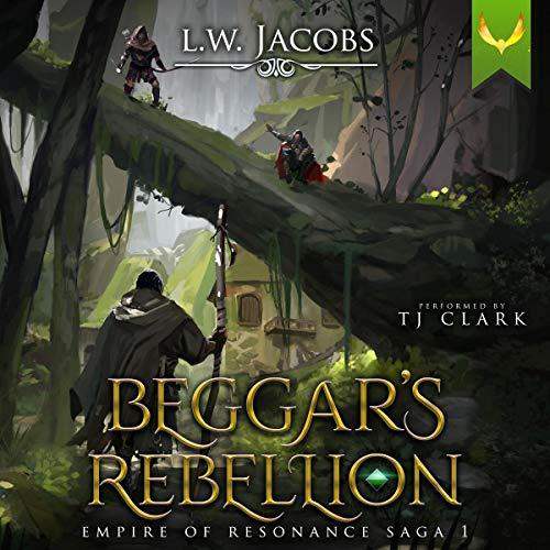 Couverture de Beggar's Rebellion