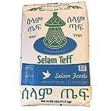 Salem Teff Flour Gluten Free - 25 LB Bag