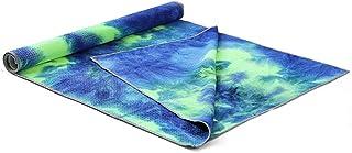CXQ Printed Yoga Paving Yoga Towel Yoga Blanket Towel Mat Yoga Mat Towel Fitness Yoga Blanket Double Color Cloth