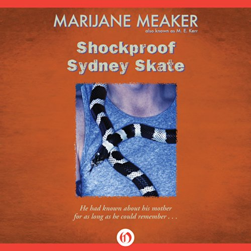 Shockproof Sydney Skate audiobook cover art