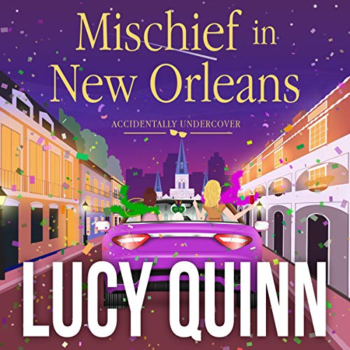 Mischief in New Orleans cover art