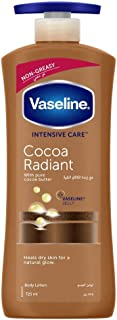 Vaseline Body Lotion Cocoa Radiant, 725ml